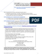 EPI Fact Sheet 1 Primary, Secondary and Tertiary Prevention Fact Sheet Instructor Version 1 (1)