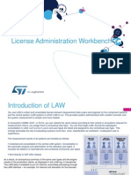 License Administration Workbench