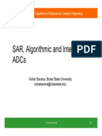 SAR Cyclic and Integrating ADCs