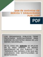 Tipos de contratos del SERVIU Y ORGANISMOS PUBLICOS.pptx