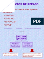 Analisis Volumetrico Volumetria Acido - Base