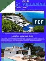 Les Options Disponibles Pour Ibiza Locations de Vacances