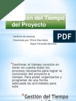 gestindeltiempodelproyecto-110507080739-phpapp01