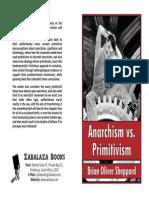 Anarchism vs Primitivism Bos