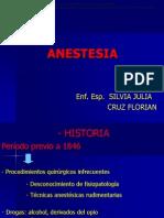 Anestesia Exposicion