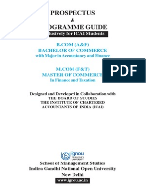 B ComAfMcoft pdf | Distance Education | Accounting