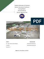 Proyecto de Aeropuerto