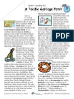 the pacific garbage patch fact sheet