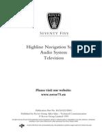 r75 Audionavi Handbook