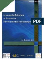 Marques de Melo, José - Comunicacion Multicultural en Iberoamerica