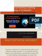 Top Ethical Hacking Coaching Institutes in Ernakulam