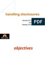 Handling Disclosure.2