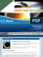 US Metals PowerPoint 2014 SallySanchez
