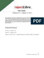 ProjectLibre Doc v0.3