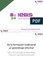 Webinar PLE - IEBSchool (Nacho Cambralla)