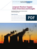 European Nuclear Supply Chain