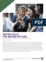 6924 Alcatel Lucent Metro Cells Bigger Picture