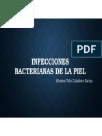 Infecciones Bacterianas de La Piel 1