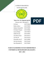 Laporan Praktikum PK Respirasi Kel.4