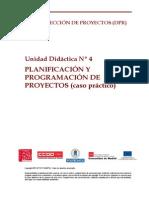 Caso Práctico 4 Direccion Proyectos