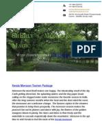 Kerala Monsoon Package with Ayurvedic Massage