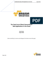 AWS TCO Web Applications