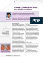 Minimising pain and trauma during wound dressing procedures.pdf