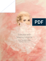 Lingerie Tutorials eBook