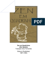 Zen em Quadrinhos - Tsai Chih Chung