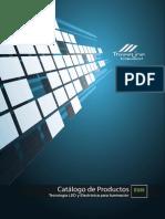 201401 Threeline Catálogo de Productos 2014