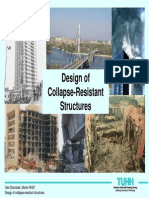 Design of Collapse-resistant Structures