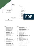 Numerical analysis burden 9th edition solution manual