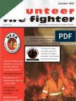 The Volunteer Fire Fighter Magazine - October, 2009