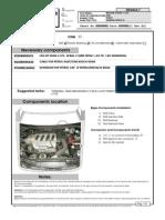 Renault Megane-scenic 1600cc-e3-k4ma7 Lpg Eng