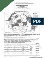 Geografie Uniunea Europeana Romania Partea II Www.variantebacalaureat.com
