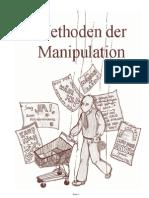 wege der manipulation