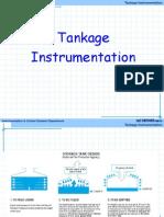 Tankage Instrumentation