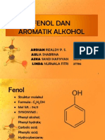 Aromatic Alcohols (Phenols)
