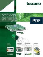 201101 Toscano Catálogo General 2011