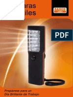 Bahco Lamparas Portatiles(Lighting)-Spanish