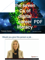 7Cs of Digital Career Literacy