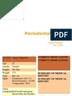 Perio Case Study