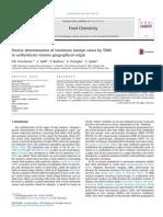 Trinchtomate erini Et Al 2013