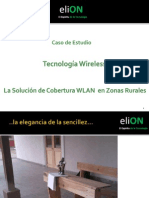 Caso Estudio - WiFi Comunitario en CHILE 2014.