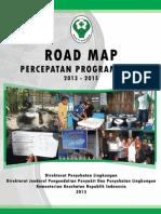 Dokumen Roadmap Sanitasi Total Berbasis Masyarakat STBM Nasional Tahun 2013-2015