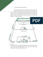 Berapakah Ukuran Lapangan Bola Voli Dan Bola Kaki