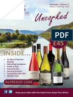 Amps Fine Wines Newsletter - June to August