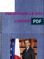 Candidats Presidentielle2012