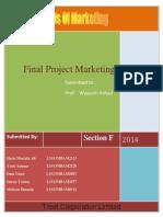 Project Marketing trim