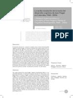 La tardía instalación de la teoría del desarrollo cognitivo de Jean Piagen (1).pdf